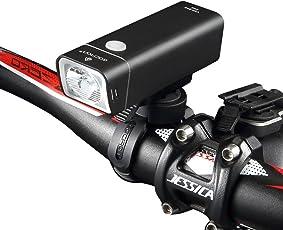 Gaciron(ガシロン) 自転車ライト フロントライト 600ルーメン LED USB充電式 IPX6防水 5発光モード