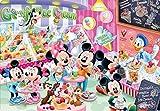 60ピース 子供向けパズル ディズニー アイスクリームショップでさがそう!  チャイルドパズル