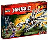 LEGO Ninjago 70748チタニウムドラゴンおもちゃセット新しいinボックスSealed # 70748/ Item # g4W8b-48q58691