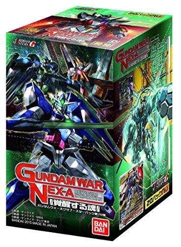 GUNDAM WAR NEX-A 第10弾ブースターパック 『覚醒する魂』【BO-10】(BOX)