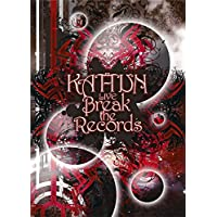 KAT-TUN LIVE Break the Records 【通常盤】