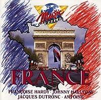 Jacques Dutronc, Francoise Hardy, Antoine, Mouloudji, Johnny Hallyday, Laurent Voulzy..