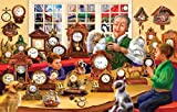 Best SunsOut 1000ピースのパズル - SunsOut The Clock Shop Jigsaw Puzzle (1000-Piece) Review