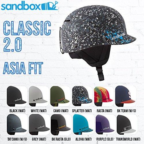 サンドボックス CLASSIC 2.0 ASIA FIT