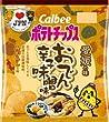 カルビー ポテトチップス おでん辛子味噌味 55g×12袋 (愛媛県)