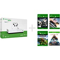 Xbox One S 1 TB All Digital Edition ソフト4本セット Forza Horizon 3…