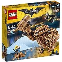 レゴ(LEGO) バットマンムービー クレイフェイスのスプラット?アタック 70904