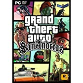 Grand Theft Auto: San Andreas (PC) (輸入版 UK)