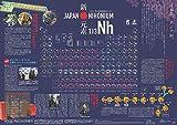 ニホニウム命名記念ポスター A2判