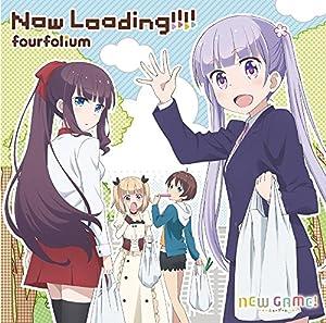 TVアニメ「 NEW GAME! 」エンディングテーマ「 Now Loading!!!! 」
