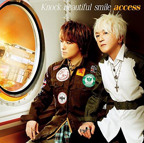 【早期購入特典あり】Knock beautiful smile(初回生産限定盤)(ジャケット写真ステッカー初回生産限定盤絵柄付)