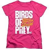 Popfunk Birds of Prey Birds of Prey Logo Women's T Shirt & Stickers