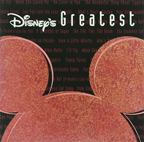 Vol. 3-Disney's Greatest