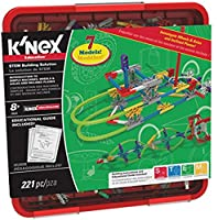 K'NEX Education - Intro to Simple Machines: Wheels, Axels and Inclined Planes by K'NEX [Toy] [並行輸入品]