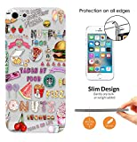 Best CELLBELL iPhone 4ケース - c00289 - Cool Cute Fun Doodle School Sketch Review