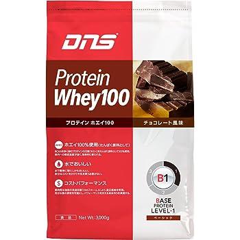 DNS プロテインホエイ100 チョコレート風味 3000g