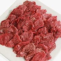 【Amazon.co.jp限定】 特選松阪牛専門店やまと A5等級 黒毛和牛 モモ 焼肉用 600g