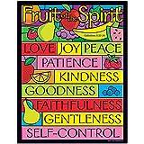 Trend Enterprises Fruit of The Spiritlearning Chart (T-38708)