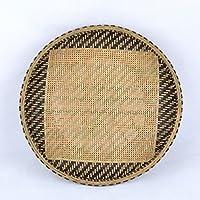 直径30cm  料理の盛り付けに  盆笊   竹ザル  多用途竹ザル   ハンドル+おまけ付け