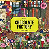 Inside the Chocolate Factory: A Movie Jigsaw