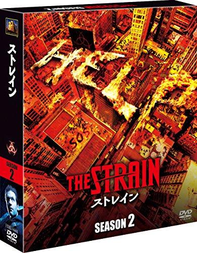 ストレイン シーズン2<SEASONSコンパクト・ボックス>[DVD]