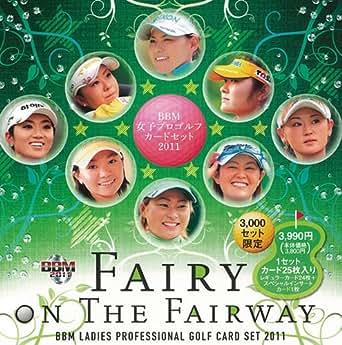 BBM 女子プロゴルフカードセット FAIRY ON THE FAIRWAY BOX