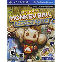 Super Monkey Ball Banana Splitz (輸入版:北米) - PSVita