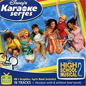 Disney's Karaoke: High School Musical 2