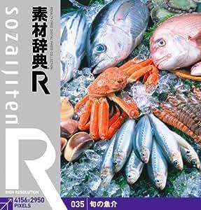 素材辞典[R(アール)] 035 旬の魚介