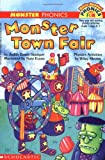 Monster Town Fair (Hello Reader!, Phonics Fun. Monster Phonics)