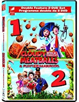 Cloudy with a Chance of Meatballs 1 & 2 (Double Feature 2-DVD Set) [並行輸入品]