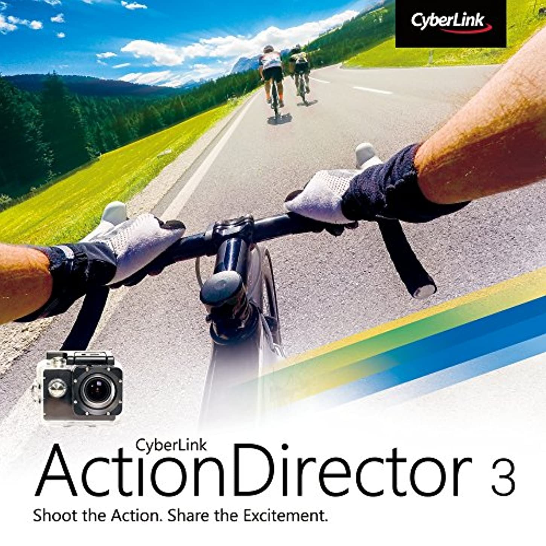 腕達成軽蔑するActionDirector 3 ダウンロード版
