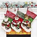クリスマスソックス クリスマス飾り クリスマスツリー飾り クリスマス ブーツ ソックス 靴下 3D 可愛い クリスマスプレゼント 3個セット プレゼント袋