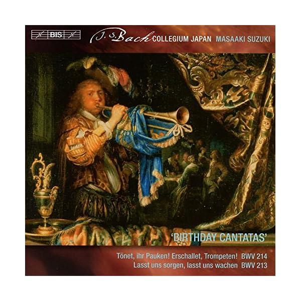 J.S.バッハ : 世俗カンタータ Vol.5 ...の商品画像