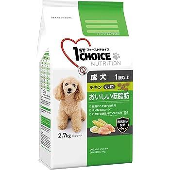 ファーストチョイス 成犬小粒チキン 2.7kg