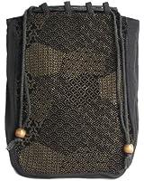 (キョウエツ) KYOETSU 信玄袋 着物用 メンズ 和柄 マチ付き