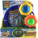 Wet N' Wild Hydro Twist Pipeline Sprinkler ウェットN 'ワイルドツイストパイプラインスプリンクラー [並行輸入品]