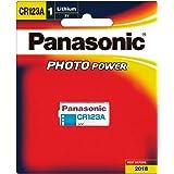 Panasonic Photo Lithium 3V Camera Battery (CR-123AW/1BE)