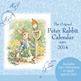 ピーターラビット原画カレンダー2014