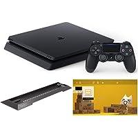PlayStation 4 ジェット・ブラック 500GB (CUH-2200AB01)【Amazon.co.jp限定…