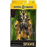 Mortal Kombat - Spawn Curse of Apocalypse Action Figure - 7 Inch