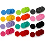 Essential Oil Diffuser Necklace Pendant Locket Replacement Refill Pads(50PCS)-Large Size for Aroma Diffuser Jewellery Stainle