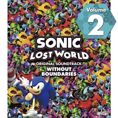 SONIC LOST WORLD ORIGINAL SOUN...