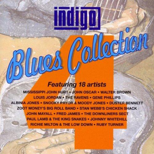 Vol. 4-Indigo Blues Collection