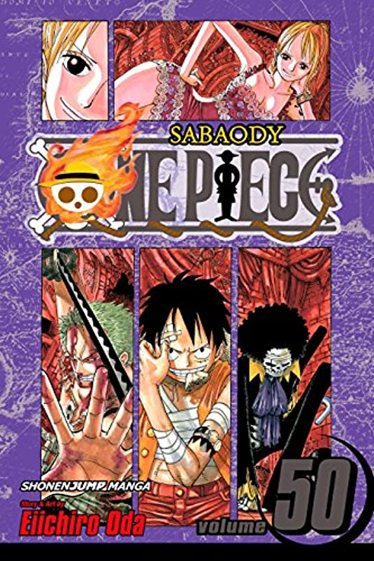 One Piece, Vol. 50: Arriving Again (One Piece Graphic Novel) (English Edition)