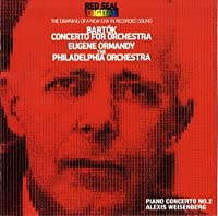 Bartok: Concerto for Orchestra by Eugene Ormandy (2015-05-20)