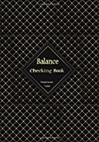 balance checking book simple account tracker personal checking