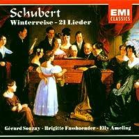 Schubert: Winterreise/21 Liede