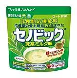 セノビック 抹茶ミルク味 280g ロート製薬 成長期応援飲料