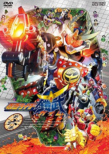 仮面ライダー鎧武/ガイム 第六巻  DVD